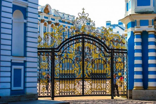 Чугунное литье в России: появление и развитие