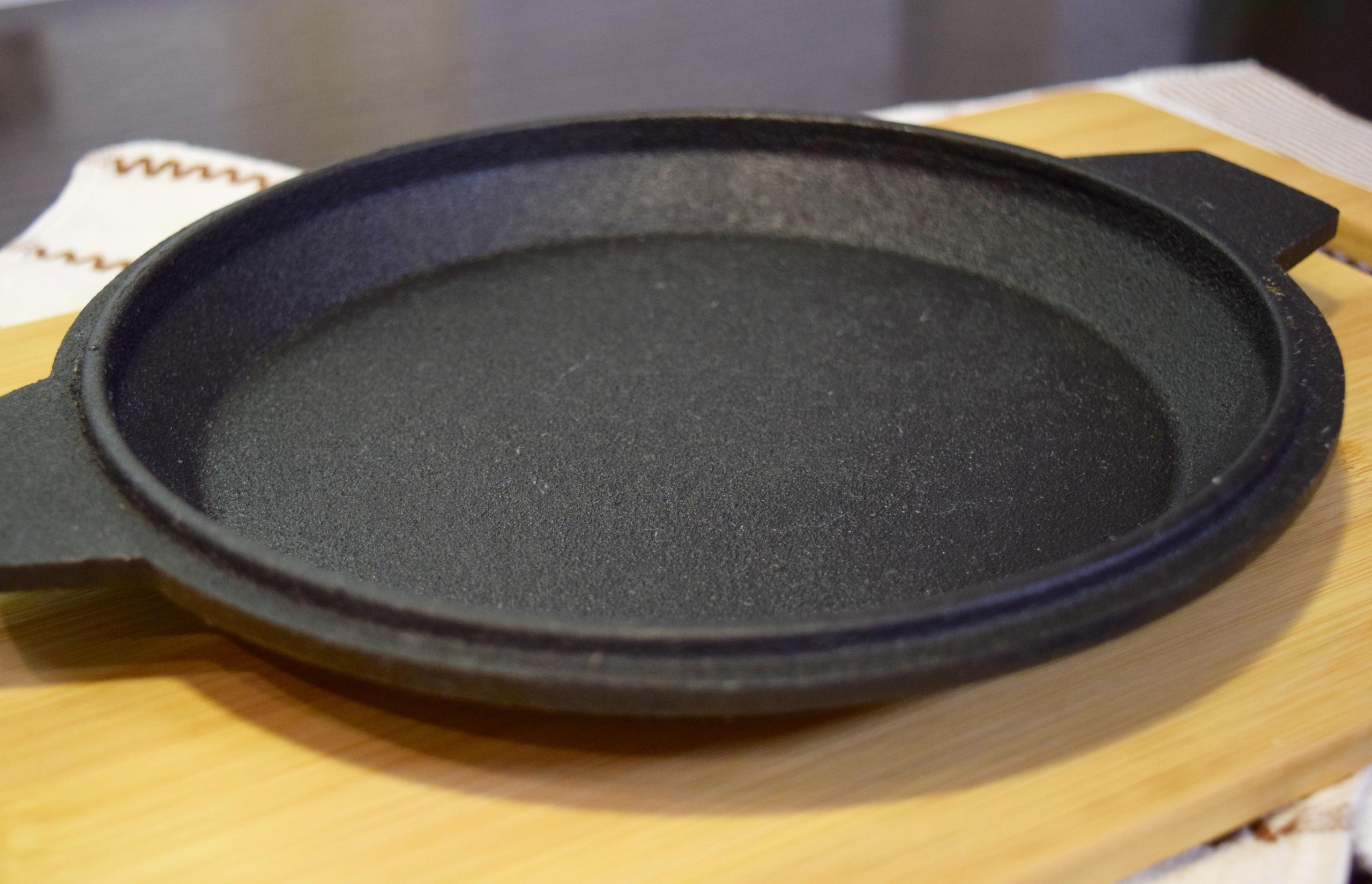 Чугунная сковорода плюсы и минусы