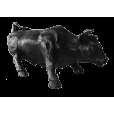 """Статуэтка """"Атакующий бык"""""""