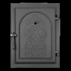 Дверка топочная каминная ДКУ-9, «Камелёк»