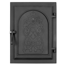 Дверка топочная каминная ДКУ-9А, «Камелёк»