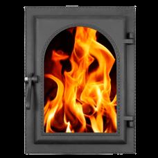 Дверка топочная каминная ДКУ-9С, «Камелёк»