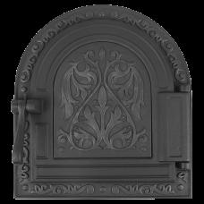 Дверка топочная ДТГ-10 «Очаг» (рис.«Василиса»)