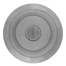 Печная круглая плита ПК-4