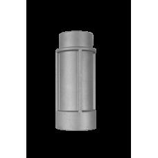 Переходной патрубок на дымоход, ПП115х300