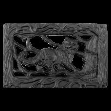 Вентиляционная решётка РВ-1 «Кот ученый»