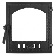 Дверка топочная ДТГ-8АС, «Онего», под стекло