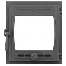 Дверка топочная ДТГ-8С, «Кижи», под стекло
