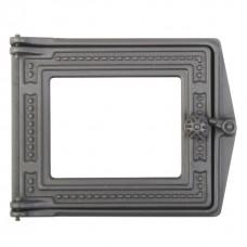 Дверка топочная ДТ-3C, под стекло