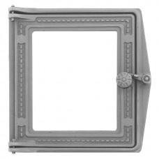 Дверка топочная ДТ-4C, под стекло