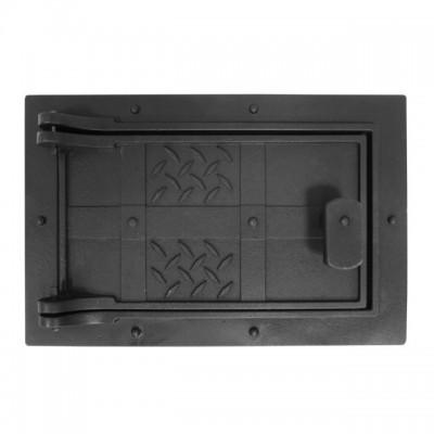 Дверка поддувальная ДПУ-2Д, «Лофт»