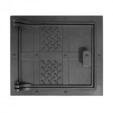 Дверка топочная ДТУ-3Д, «Лофт»
