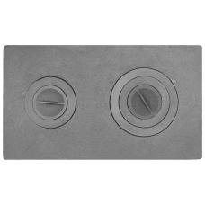Печная плита П2-3